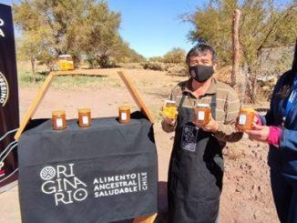 Miel de San Pedro de Atacama primer producto nacional en obtener Sello Originario