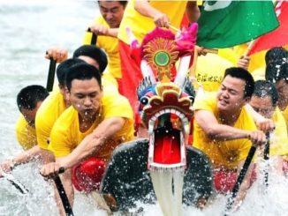 Instituto Confucio Santo Tomás invita a conmemorar la Fiesta del Bote de Dragón