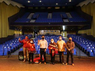 Autoridades regionales anuncian nuevas medidas de Plan Paso a Paso en espacios culturales