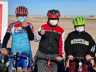 Mindep-IND siguen potenciando el ciclismo en la Provincia El Loa