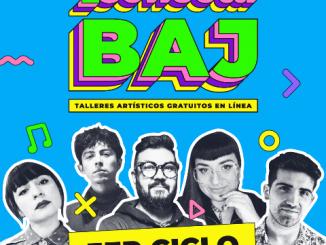 Nuevo ciclo de talleres artísticos Conecta BAJ