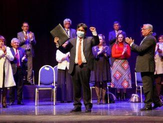 Ricardo Díaz asume como gobernador regional y presidente del Consejo Regional de Antofagasta