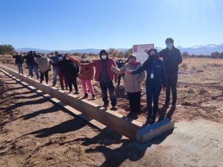 Indap Región de Antofagasta inaugura canal para la comunidad indígena de Cucuter