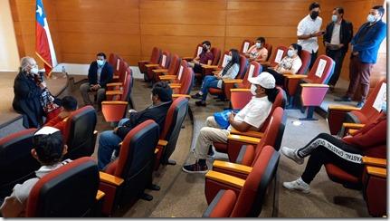Jornada asistencia Baquedano. Programa Empleabilidad