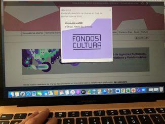 Comienzan charlas en línea de Fondos Cultura 2022