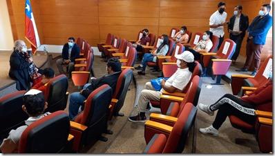 Programa Digitalizacioìn y Empleabilidad Cultural de Antofagasta