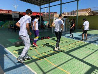 Defensoría y Sename apuestan por la reinserción social a través del deporte