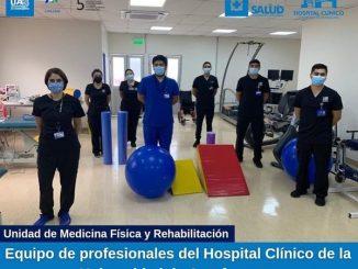 HCUA inicia programa de rehabilitación para superar las secuelas del Covid-19