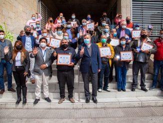 Por primera vez en Antofagasta se conmemora el Día Nacional del Trabajador y Trabajadora del Transporte Público