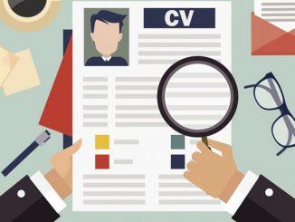 No te equivoques: Cómo actualizar adecuadamente el currículum