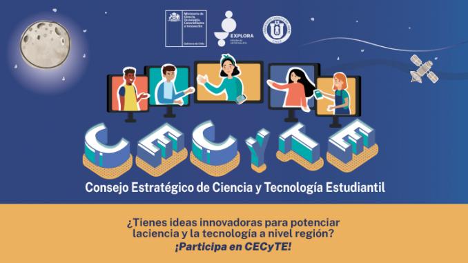 Convocatoria Abierta: estudiantes podrán participar en consejo sobre ciencia y tecnología