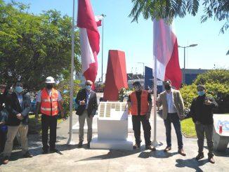 Trabajadores portuarios de conmemoran su día en Antofagasta