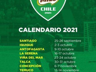 """""""Copa MILO Chile 2021"""": vuelve el campeonato de baby-fútbol mixto más grande de Chile"""