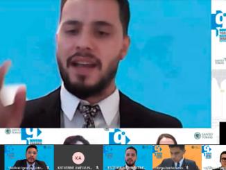 Santo Tomás realiza novena versión de debate nacional 2021