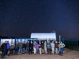 Escuela Astronómica de invierno de la UA abrió inscripciones para su novena versión