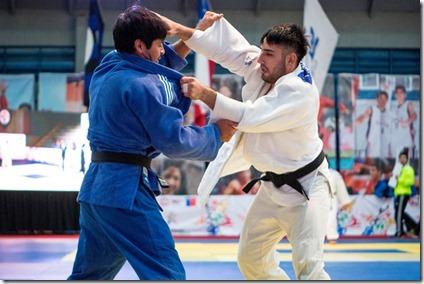 Judo (Fotografía referencial MINDEP-IND)