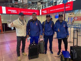 Taltalinos van rumbo a Italia para representar a Chile en el Mundial de Pesca Submarina
