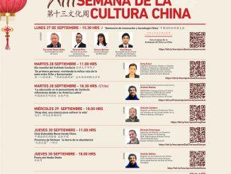 Celebra la XIII Semana de la Cultura China