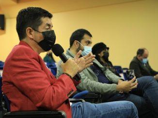 Municipalidad y la Secretaría Regional Ministerial de Medio Ambiente firman convenio de colaboración de fiscalización ambiental por ruidos molestos