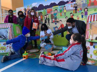 """3.315 niños de la región recibirán """"Rincones de Juegos"""""""