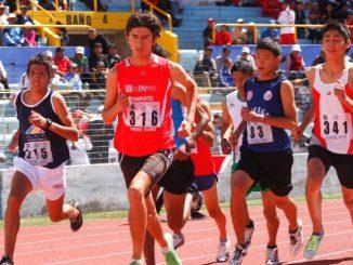 El atletismo se prepara para ser protagonista de los Juegos Deportivos Escolares 2021