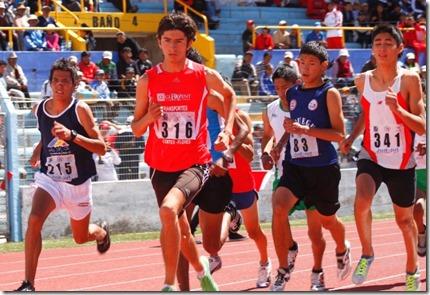 Atletismo (Imagen de archivo)