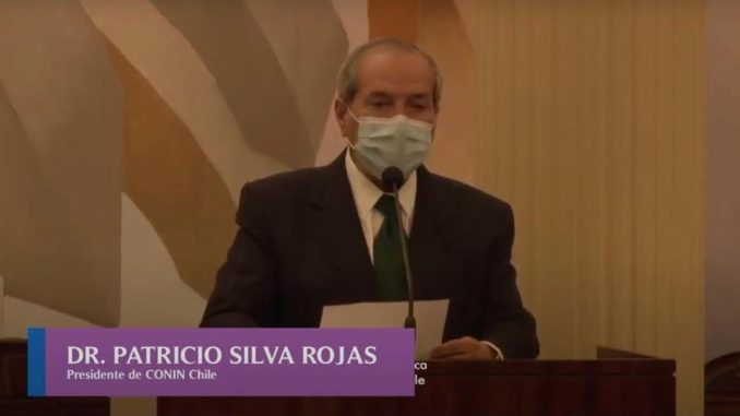 Dr. Patricio Silva asumió oficialmente la presidencia de CONIN