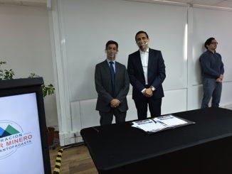 SICEP y Antofagasta Minerals renuevan compromiso para fortalecer relacionamiento con proveedores regionales