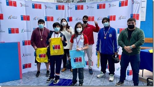 Premiación Judokas 1