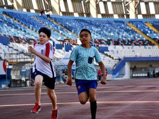 Juegos Deportivos Escolares reactivan el atletismo estudiantil en Antofagasta