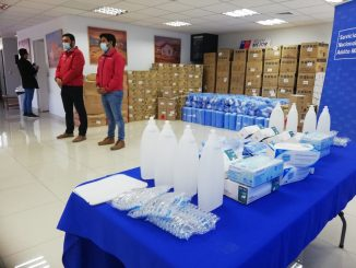 Eleam de la región reciben 200 mil elementos de protección sanitaria
